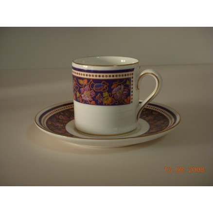 Fine Bone China Bond coffee cup and saucer
