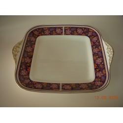 Fine Bone China Bread & Butter Square Plate