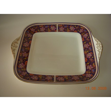 Fine Bone China Bread & Butter Square Plate