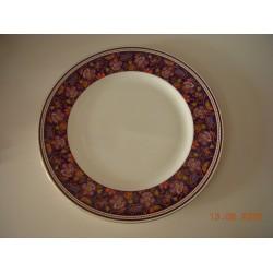 Fine Bone China 18cm side plate