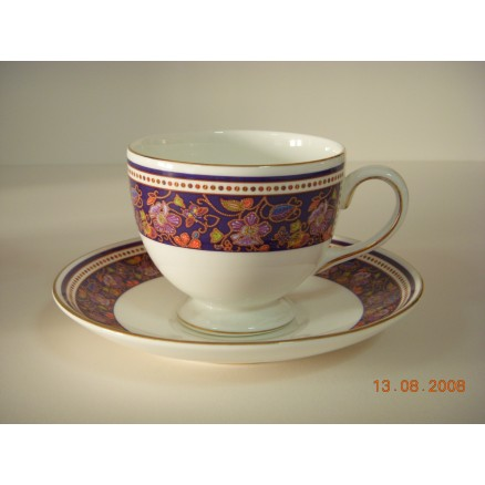 Fine Bone China Leight Coffee/Tea Cup and saucer